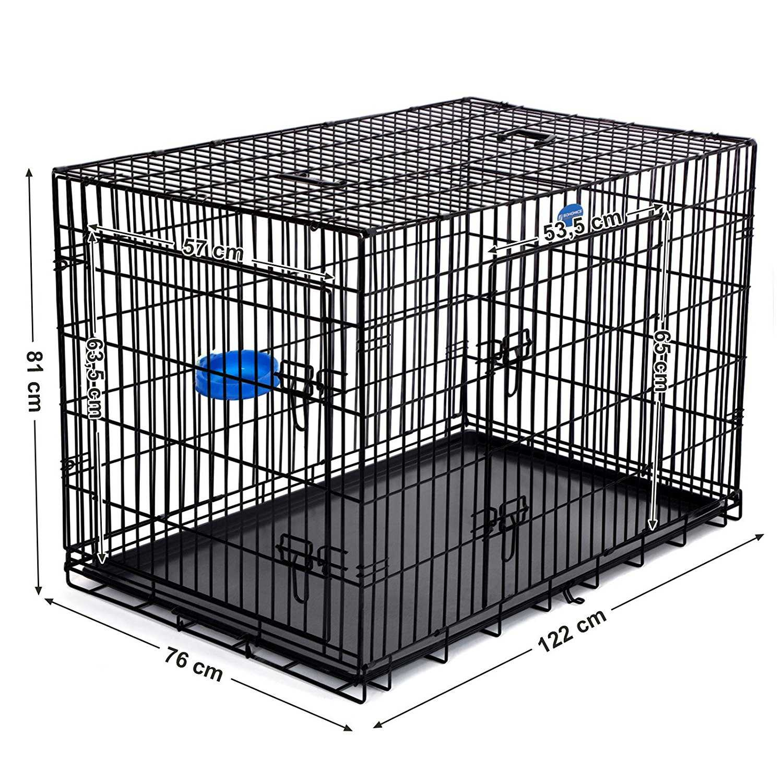 Quelle taille de cage pour un bouvier bernois ?